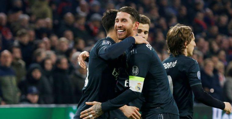 'Real Madrid-sterren verkennen Amsterdams uitgaansleven na zege op Ajax'