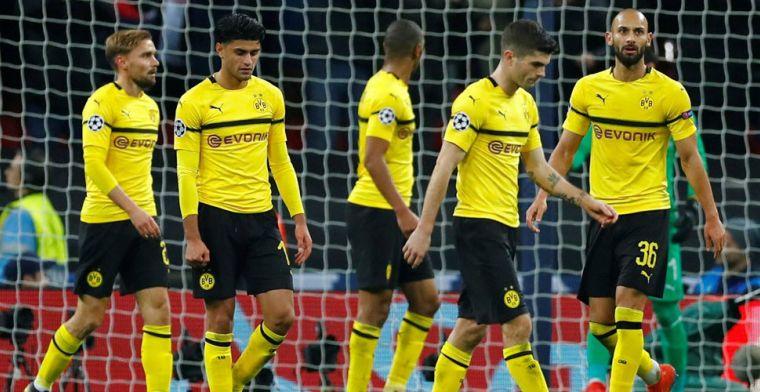 BILD spreekt schande van actie Dortmund-spelers: 'Star-Friseur' in Londens hotel