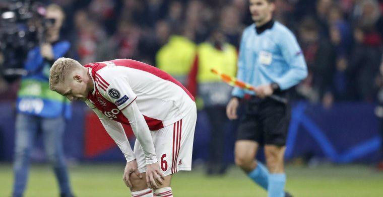 'Ajax waant zich blijkbaar te groot voor de bescheiden etalage van de Eredivisie'