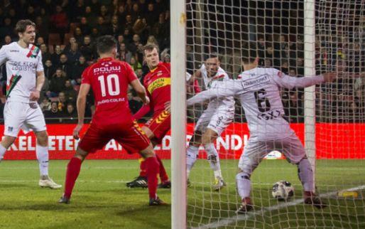 Afbeelding: FC Twente speelt niet, maar beleeft gouden vrijdag: knotsgekke 4-4 in Deventer