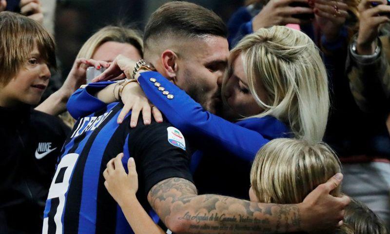 Afbeelding: Italiaans roddelblad: vrouw van Icardi heeft affaire met ploeggenoot Brozovic