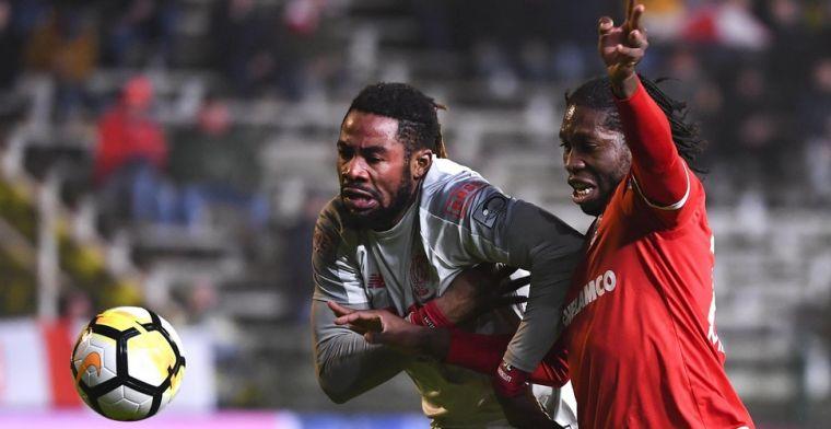 'Puta Anderlecht' van Luyindama krijgt toch nog staartje voor Standard