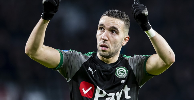 Mahi heeft transfer te pakken: Groningen-aanvaller tekent in Zwitserland