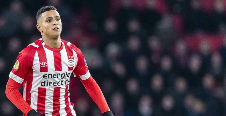 'PSV-toptalent Ihattaren moet nog even geduld hebben voor plekje in kleedkamer'