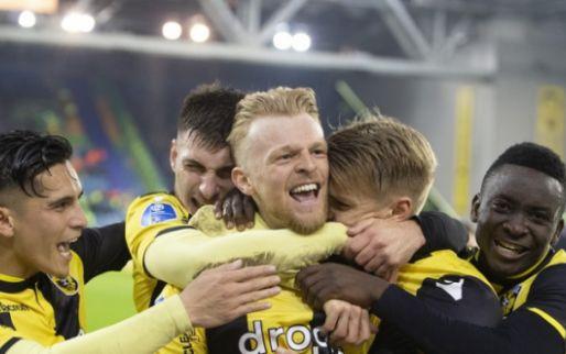 Afbeelding: Vitesse weet weer eens wat winnen is en wendt crisis af door zege op Willem II