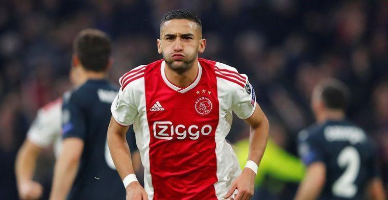 'Ziyech wil nog steeds niet praten met Hendriks': Ajax moet keihard ingrijpen