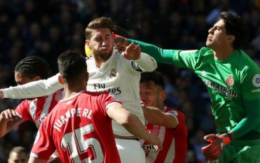 Afbeelding: Rampmiddag Real Madrid: thuisnederlaag tegen laagvlieger en rood voor Ramos