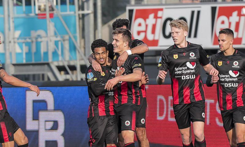 Afbeelding: Excelsior doet gouden zaken tegen Emmen na drie goals in zes knotsgekke minuten