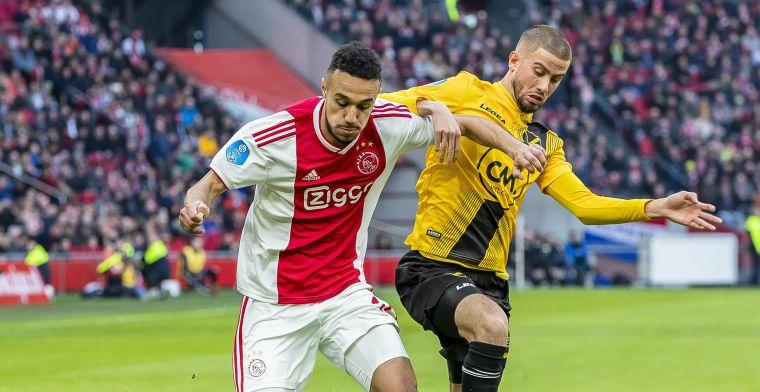 Mazraoui baalt van PSV-uitslag: 'Dan krijg ik weer reacties over arrogantie'