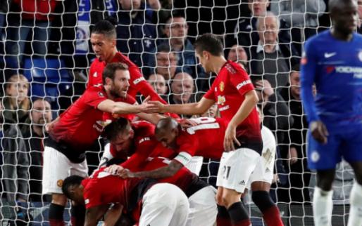 Afbeelding: Horroravond voor hopeloos Chelsea: Man United kegelt Sarri en co. uit FA Cup