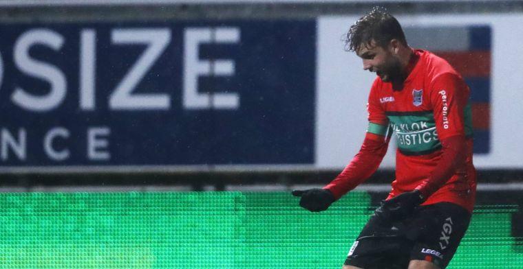Ziedende Van den Berg 'uit zijn plaat' in NEC-kleedkamer: Veel slechter kon niet