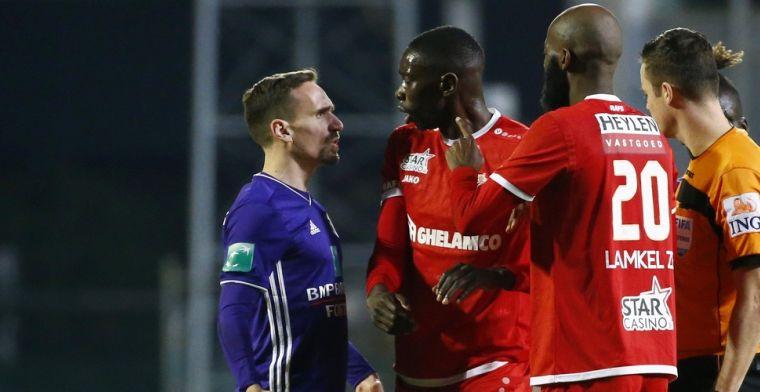 Drie punten voor Anderlecht, maar statistieken spreken in het nadeel van paars-wit