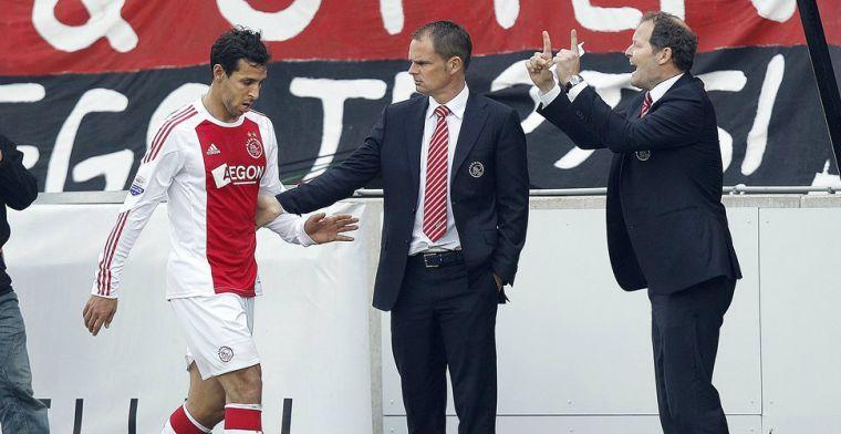 Janssen was verrast door keuze De Boer: 'Beste speler van Ajax op dat moment'