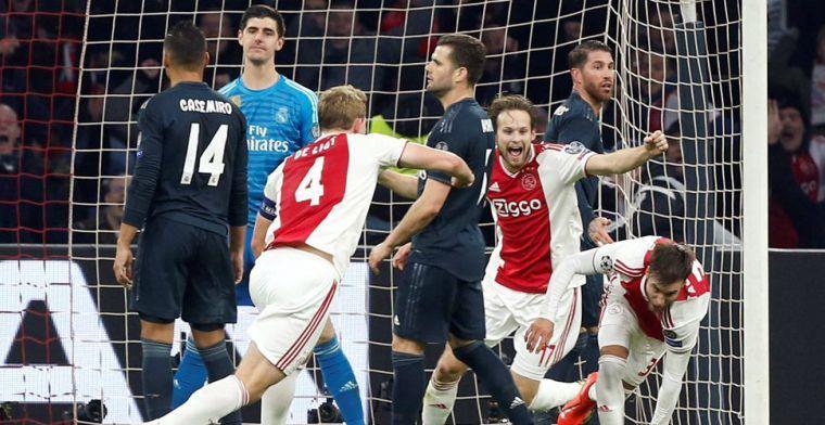 Update: UEFA-woordvoerder ontkent Real-verhaal: 'Wissel vanwege lichte blessure'