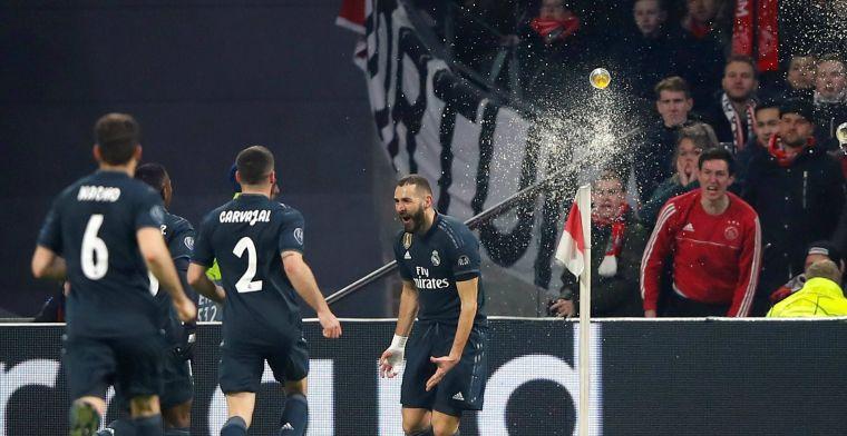 Dure biertjes in Amsterdam: Ajax pakt Benzema-belagers snoeihard aan