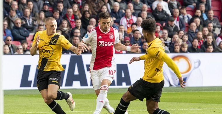 Tadic: Als ik het heel hard moet zeggen: het is een schande voor de Eredivisie