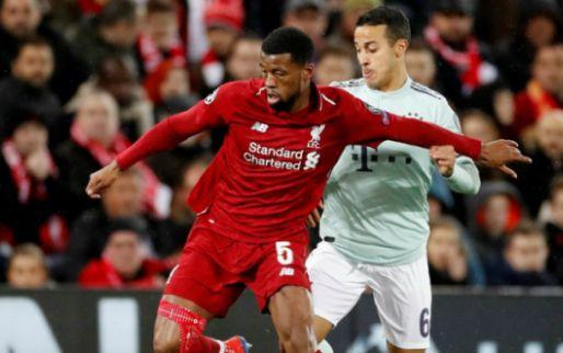 Afbeelding: Liverpool en Bayern München gelijk: Champions League-tweeluik nog volledig open