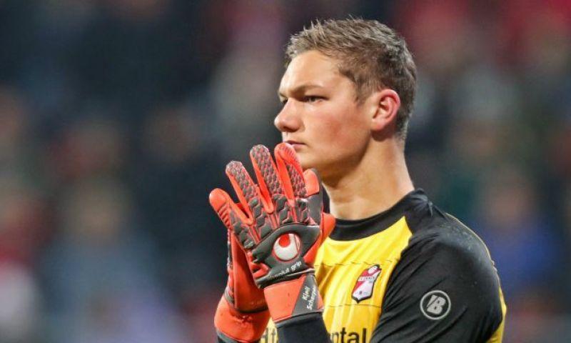 Afbeelding: Vreselijk bericht: broer (20) van FC Emmen-doelman Scherpen overleden