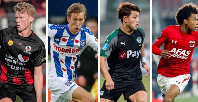 Schouten, Vlap, Berghuis en nog zes Eredivisie-opties voor PSV en Ajax