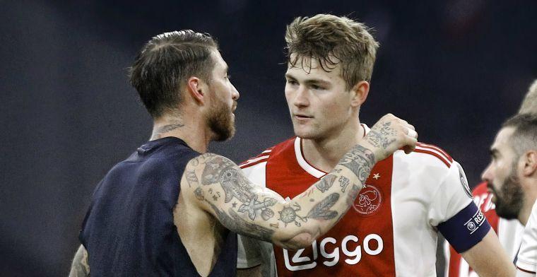 Kuyt wijst op verschil tussen Ajax en Real Madrid: 'Zij toonden die'
