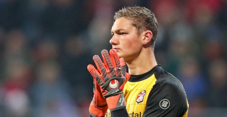 Vreselijk bericht: broer (20) van FC Emmen-doelman Scherpen overleden