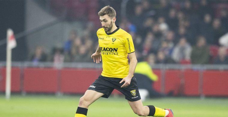 VVV slaat slag en verlengt contract: Veel belangstelling van andere clubs