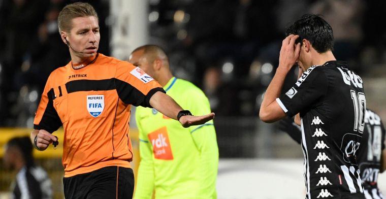 Scheidsrechters Anderlecht-Club Brugge, Gent-Standard en Genk-Antwerp bekend