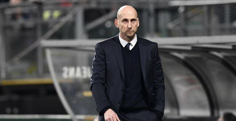 'De naam van Stam zingt rond, hij staat er goed op bij de Vrienden van Feyenoord'