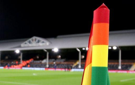 Afbeelding: Kleurrijke speeldag 27 komt er aan, clubs gaan het doen met regenboogkleuren