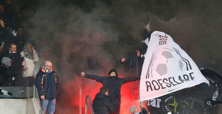 Roeselare reageert op mogelijke forfaitnederlagen: 'Bericht Sportleven niet juist'