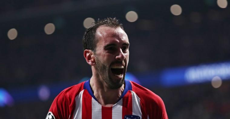 Godín (32) hard op weg naar Serie A: Hopen het zeer spoedig officieel te maken