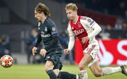 Afbeelding: 'Modric en Real Madrid vinden elkaar: laatste contract voor Ballon d'Or-winnaar'