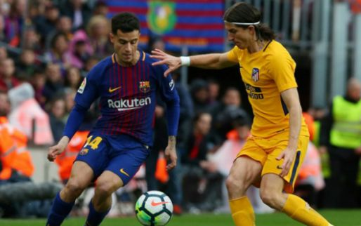 Afbeelding: 'Filipe Luis maakt gebruik van transfervrije status en kan naar FC Barcelona'