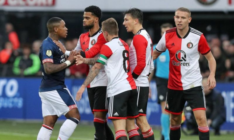 Afbeelding: Feyenoord kan PSV-uit niet laten lopen: 'Dan was het sentiment misschien anders'