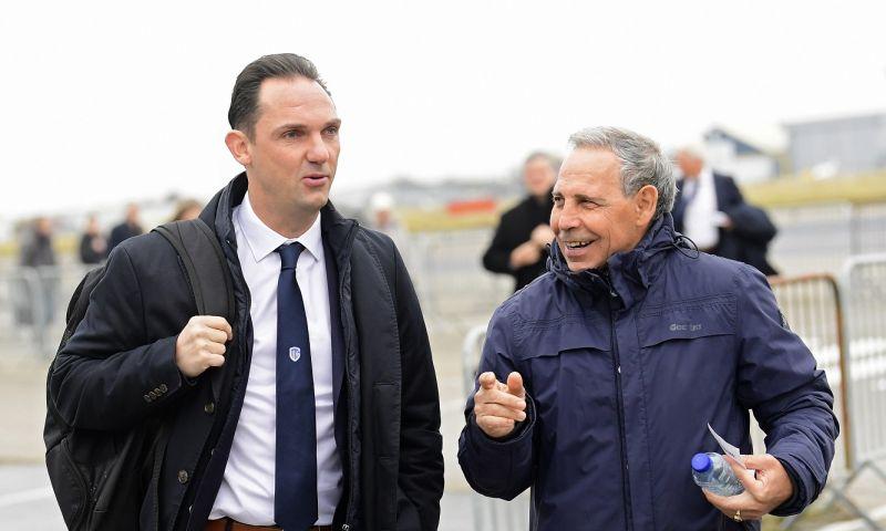 Afbeelding: De Condé reageert op 'FC Pozuelo':