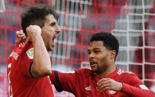 Bayern dicht gat met Dortmund, rood voor Rekik, grote stunt Weghorst