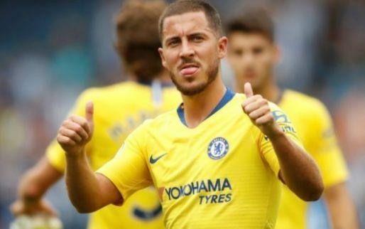 'Hazard kan droomtransfer vergeten na UEFA-nieuws en doorbraak Vinicius'