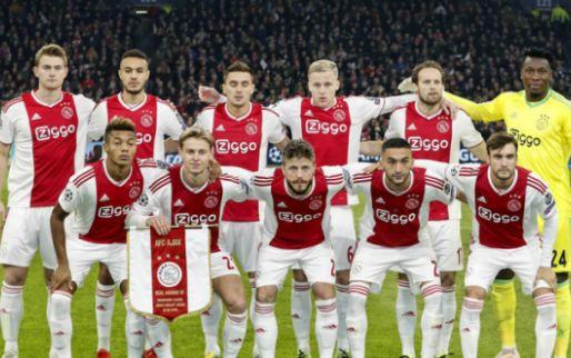 AD: Ajax ziet weer af van Europese variant, Dolberg verdringt Neres