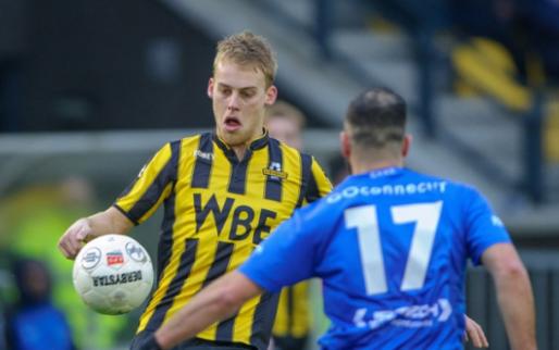 '21-jarige amateur maakt indruk en staat op het verlanglijstje van Heerenveen'