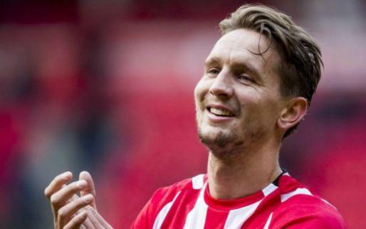 Lof voor Luuk de Jong: 'Wat dat betreft is hij een voorbeeld voor jonge spelers'