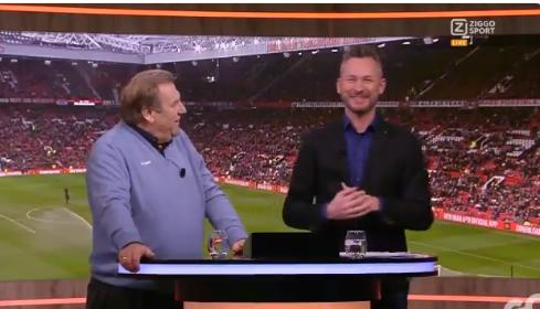 """Ziggo-presentator dolt met Boskamp: """"Dan staat Feyenoord toch al 3-0 achter"""""""