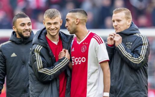 """'Kloteperiode' bij Ajax: """"Als je denkt dat je er weer bent, gaat het weer mis"""""""