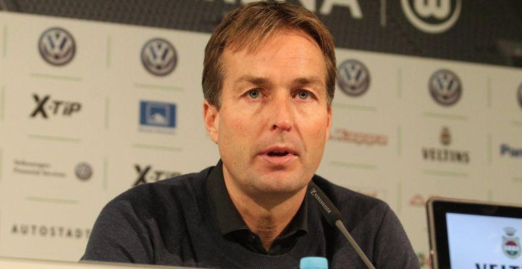 'Hjulmand is gewild, maar de coach blijft hopen op Anderlecht'