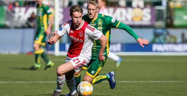 Waarom Ajax nu wél antwoord had op 'Heracles-variant' en De Jong na rust uitblonk