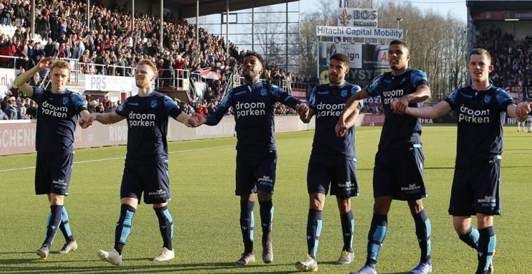 Overtuigend Vitesse Wint Opnieuw En Stuurt Fc Emmen Naar Degradatiezone Voetbalprimeur Nl