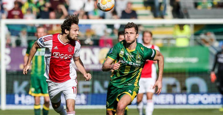 Klagende Blind: Ik hoop dat de hele Eredivisie zo snel mogelijk overstapt