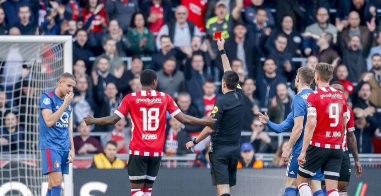 Feyenoord hoort straf voor Van Beek: verdediger mist duel met Ajax in KNVB Beker