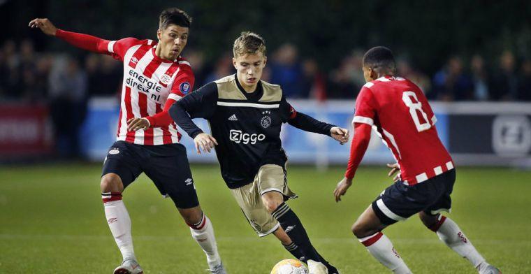 Ajax, Feyenoord, PSV vaste klant bij ADO- en Sparta-jeugd: Almere City in opkomst