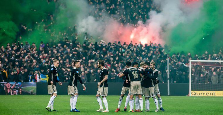 Ajax wijst naar bekerduel met Scheveningen: 'Als het niet in Kuip kan, dan elders'