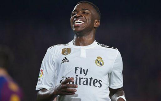 Afbeelding: Real Madrid-sensatie Vinicius krijgt goed nieuws van Braziliaanse bondscoach